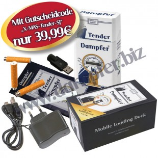 Dampfer Tender Starter Kit - Cabin Boy